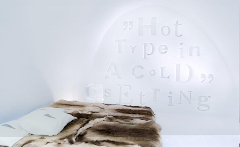 Μια πληθώρα γραμματοσειρές δίνουν το παρών στη σουίτα «Hot Type»