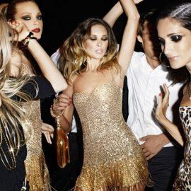 Ας γιορτάσουμε! Από την καμπάνια Roberto Cavalli x H&M του 2007
