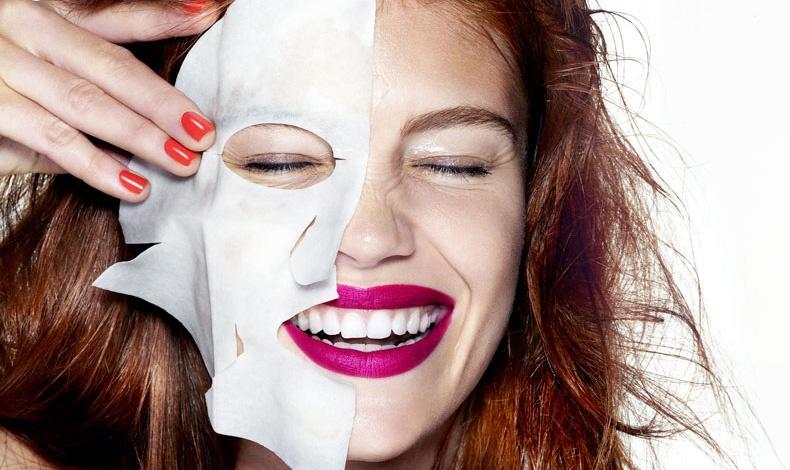 Οι υφασμάτινες μάσκες προσώπου: Το νέο φετίχ της ομορφιάς;
