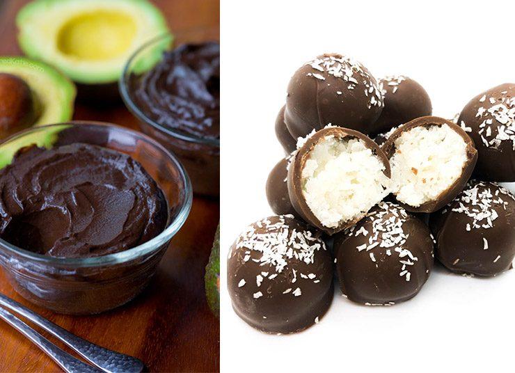 Υγιεινά επιδόρπια σοκολάτας: Απολαύστε, χωρίς ενοχές!