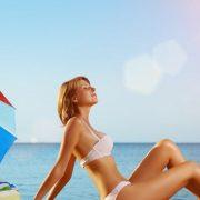 Ο ήλιος και η αύξηση της βιταμίνης D, για το σώμα μας μόνο!