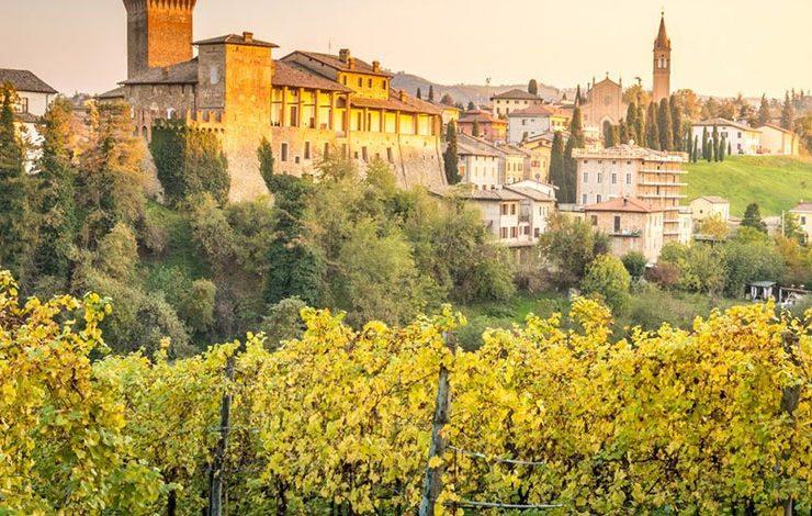 Το μουσείο των κρασιών στην Εμίλια Ρομάνια βρίσκεται σε ένα εντυπωσιακό κάστρο του 13ου αιώνα