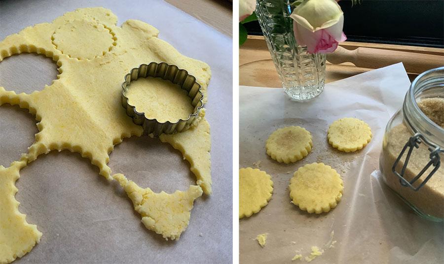 Ιταλική συνταγή για μπισκότα