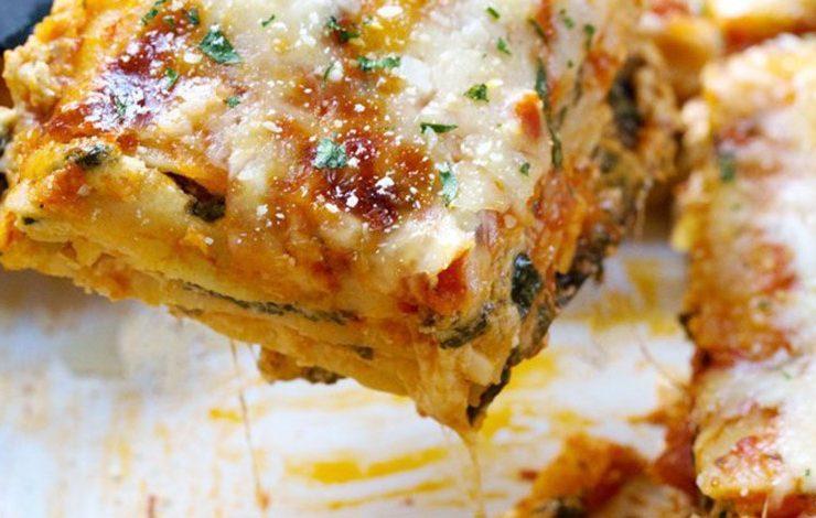 Η κλασική συνταγή για ιταλικά λαζάνια