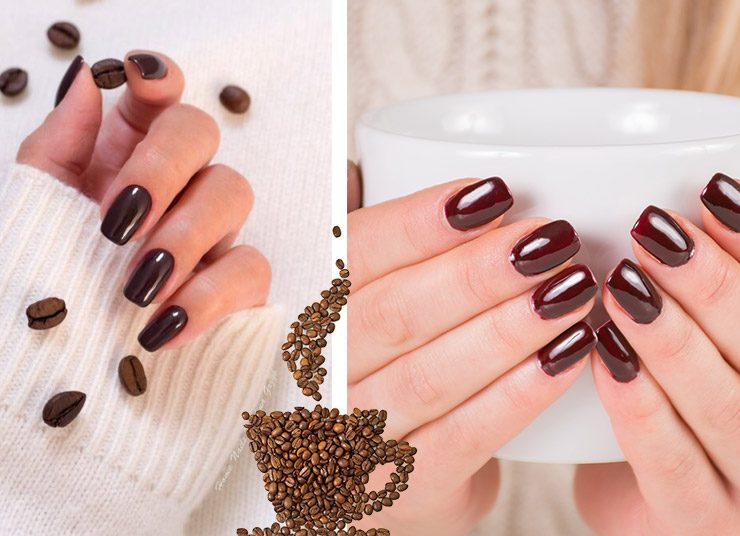 Coffee manicure: Είναι η νέα τάση του φθινοπώρου!