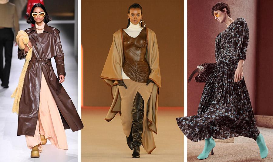 Από τις πασαρέλες φθινόπωρο 2020-χειμώνας 2021: Bottega Veneta // Balmain // Givenchy