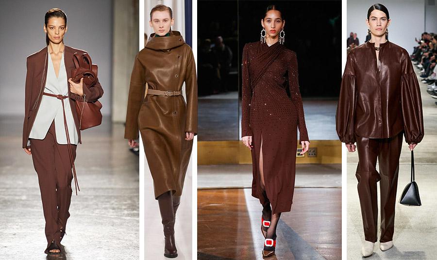 Από τις πασαρέλες φθινόπωρο 2020-χειμώνας 2021: Calvin Klein // Hermes // Prabal Gurung // Jil Sander