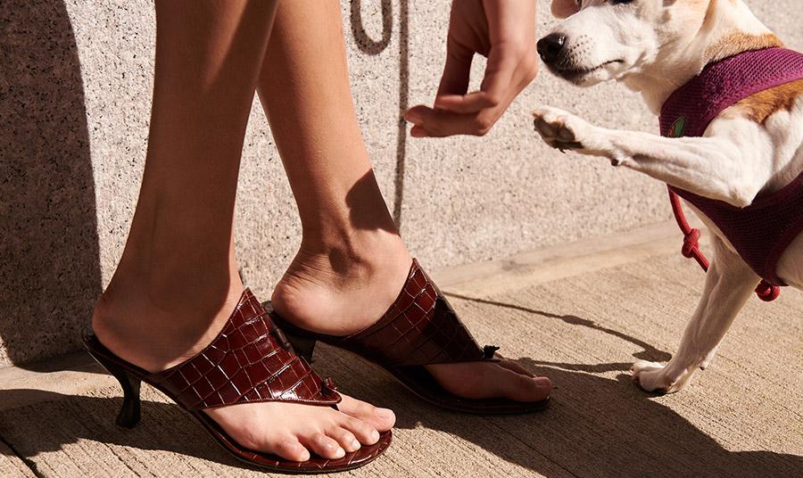 Δώστε προσοχή στην άνεση των παπουτσιών!