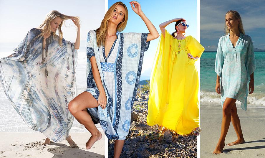 Πώς θα φορέσετε το καφτάνι σας φέτος το καλοκαίρι;