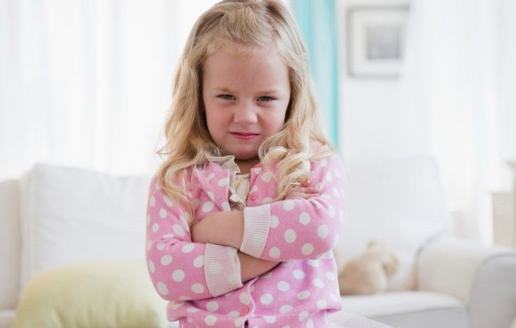 Τα 10 σημάδια ενός κακομαθημένου παιδιού