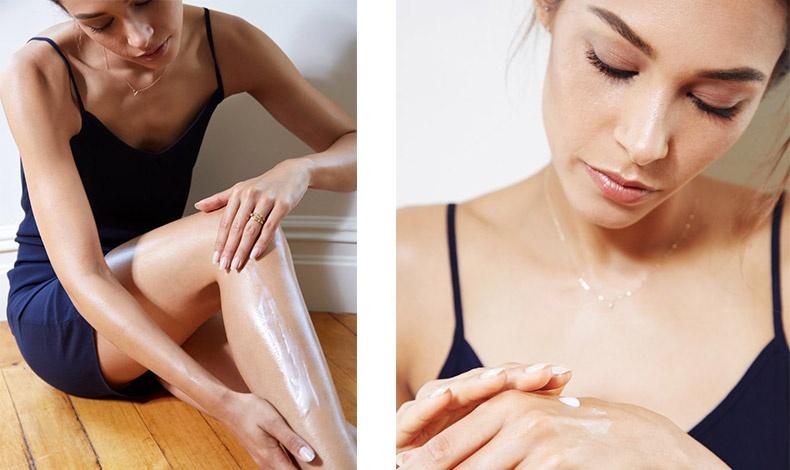 Οι λοσιόν που ενισχύουν το μαύρισμα και τα προϊόντα αυτό-μαυρίσματος με πολύ συχνή χρήση μπορεί να προκαλέσουν καφέ κηλίδες και δισχρωμίες // Αν και τα primers εξομαλύνουν τους πόρους δέρματος, μπορεί στην υπερβολή τους να δημιουργήσουν φλεγμονές και σπυράκια