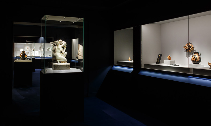 Φωτογραφία: Πάρις Ταβιτιάν © Μουσείο Κυκλαδικής Τέχνης