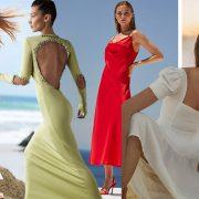 Tα καλοκαιρινά φορέματα της μόδας