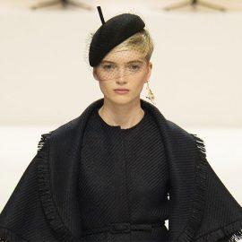 Κοντή κομψή κάπα, Christian Dior