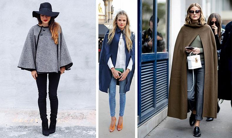 Κοντή, μίντι ή μάξι, μία κάπα συνδυάζεται εξαιρετικά με ένα στενό παντελόνι και φυσικά το τζιν μας