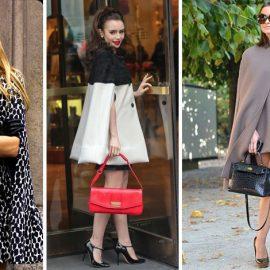 Μία λεοπάρ ή μία σε λευκό και μαύρο; Με τα ανάλογα αξεσουάρ ταιριάζει σε διαφορετικές εμφανίσεις // Μία κλασική κάπα με μίνι φόρεμα και ουδέτερο γκρι αποτελεί μία κομψή επιλογή