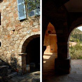 Η οικία του Patrick και της Joan Leigh Fermor, στην Καρδαμύλη της Μεσσηνιακής Μάνης