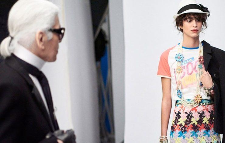 Karl Lagerfeld: Ο μάγος της μόδας