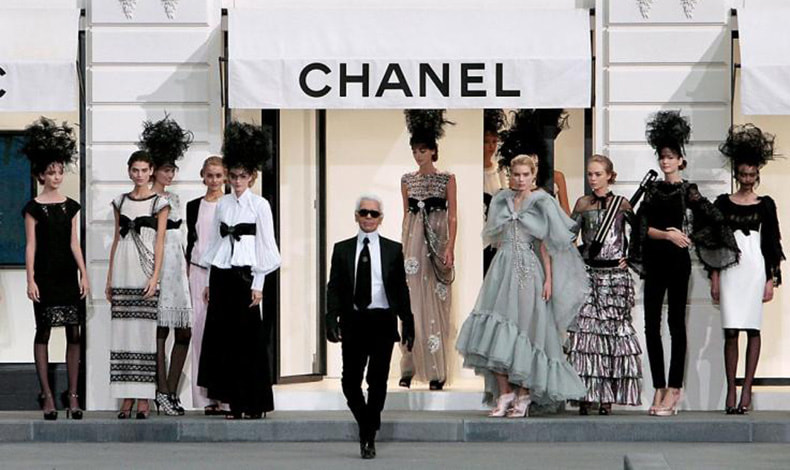 Αποχαιρετισμός στον Κάιζερ της μόδας