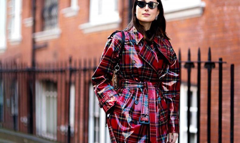 6484ce6aeae Καρό: Πώς θα το φορέσετε με μοντέρνο στιλ φέτος τον χειμώνα; - WomanIdol