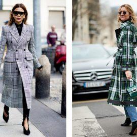 Φέτος είναι πολύ της μόδας τα καρό πανωφόρια, ανακαλύψτε το δικό σας!