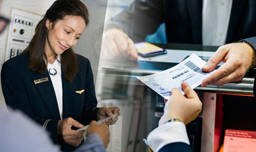 Γιατί δείχνουμε την κάρτα επιβίβασης στο αεροπλάνο;