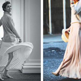 Το κασμίρ προστατεύει από το υπερβολικό κρύο, ενώ επιπλέον κρατάει τη φόρμα του, δεν ξεχειλώνει, δεν ξεθωριάζει και με την κατάλληλη φροντίδα διατηρείται αναλλοίωτο, ενώ συνδυάζεται με κάθε είδους άλλα ρούχα