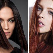Νέα τάση: Καστανά και κόκκινα μαλλιά!