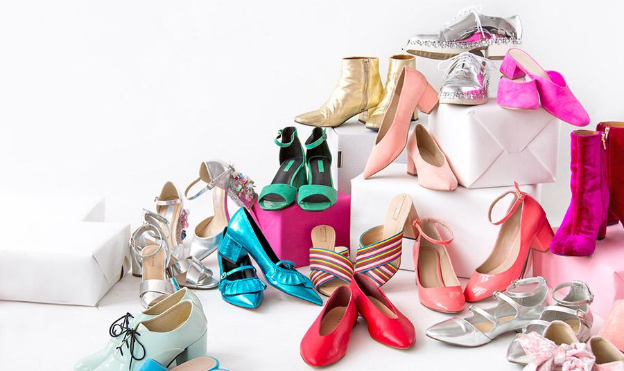 Βρείτε τα τέλεια παπούτσια για το σχήμα των ποδιών σας