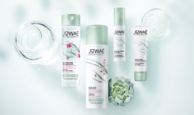 Η Jowae που στα κορεατικά σημαίνει αρμονία είναι το αποτέλεσμα μιας αυθεντικής γαλλο-κορεατικής συνέργειας στη φυτοκοσμητολογία που συνδυάζει μοναδικά τη τεχνολογία αιχμής με τα παραδοσιακά φυτά της ασιατικής φαρμακοποιίας
