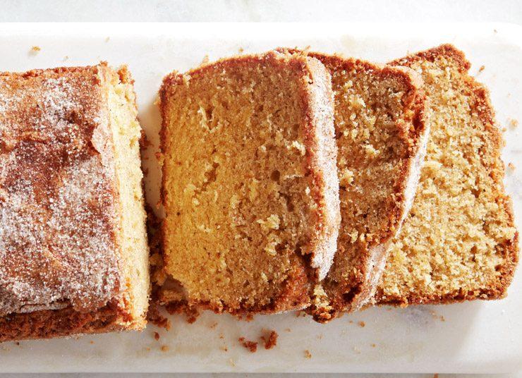Ακαταμάχητο κέικ με ελαιόλαδο και μήλα