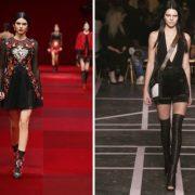 Dolce&Gabbana άνοιξη/καλοκαίρι 2015 // Givenchy άνοιξη/καλοκαίρι 2015