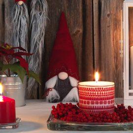 Δημιουργήστε υπέροχη, ζεστή, γλυκιά ατμόσφαιρα με τα δικά σας αγαπημένα χρώματα και σχήματα κεριών από την ΙΚΕΑ