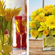 Λουλούδια στο χρώμα του ήλιου!