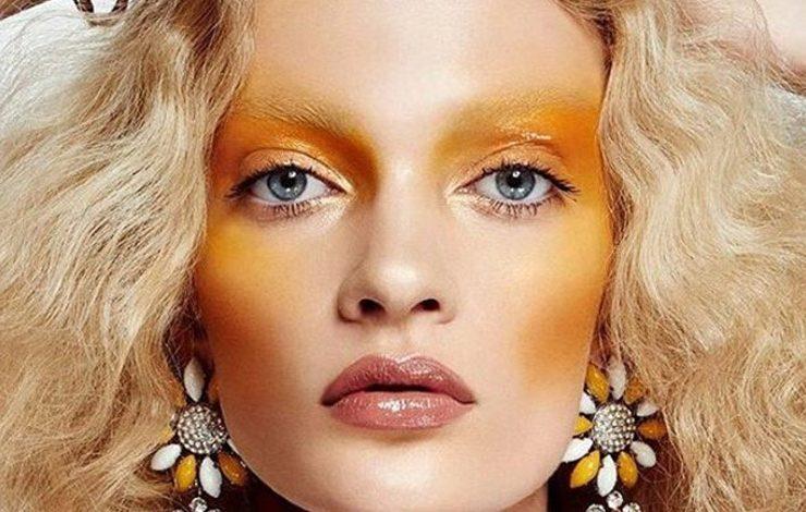 Κίτρινο ρουζ: Το χρώμα του ήλιου στα μάγουλά μας!