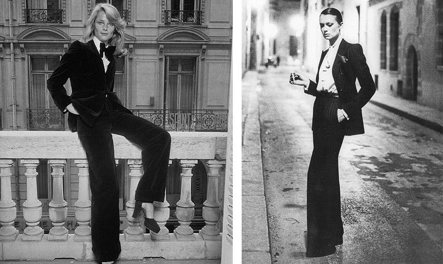 Το 1966, ο Yves Saint Laurent παρουσιάζει το Le Smoking στη χειμερινή συλλογή του και αποθεώνεται!