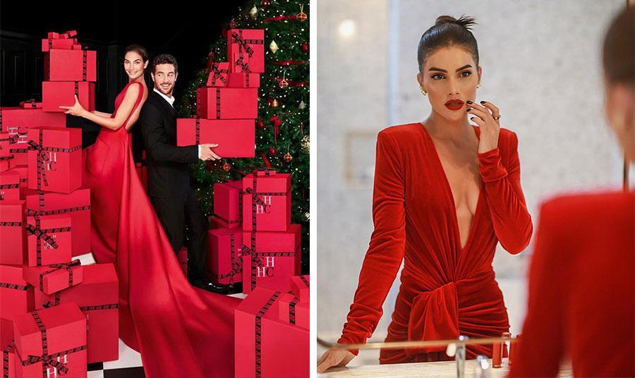Μετάξι και βελούδο… Ένα λαμπερό κόκκινο φόρεμα από αυτά τα υφάσματα είναι σίγουρα ιδανικά για μάξι επίσημα φορέματα! Σε συνδυασμό με ένα κόκκινο κραγιόν δημιουργεί την πιο θηλυκή και εκρηκτική εμφάνιση