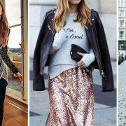 Σύμφωνα με τις επιταγές της μόδας για τον φετινό φθινόπωρο και τον χειμώνα, θα πρέπει να προσθέσετε λίγη λάμψη στην εμφάνισή σας