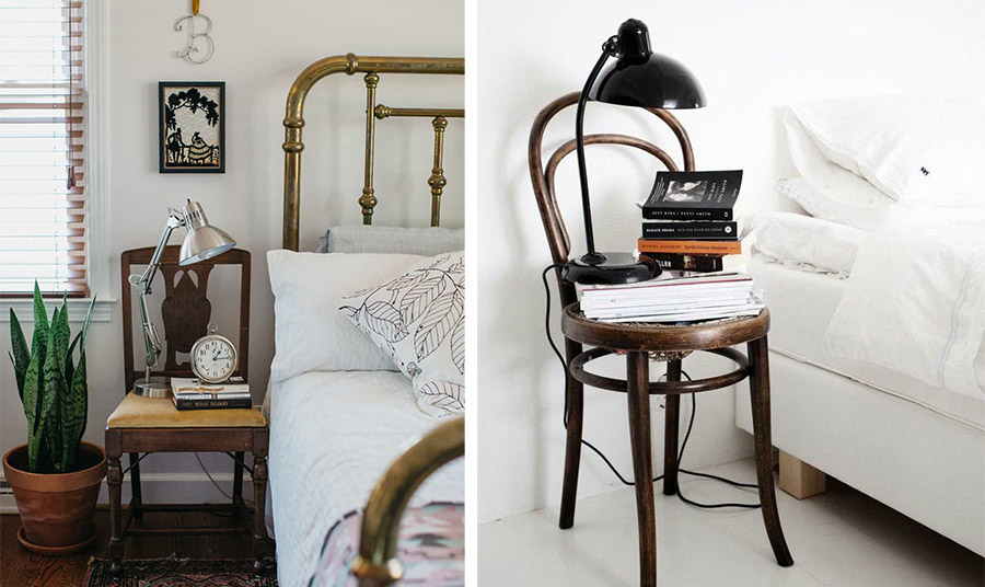 Μία παλιά καρέκλα με ξύλο και δέρμα ή μία υπέροχη βιεννέζικη;