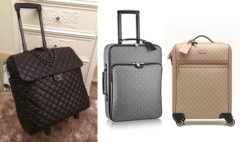 Αξεπέραστη, Chanel // Σε υπέροχη γκρι απόχρωση, Louis Vuitton // Σε παστέλ αποχρώσεις, Gucci
