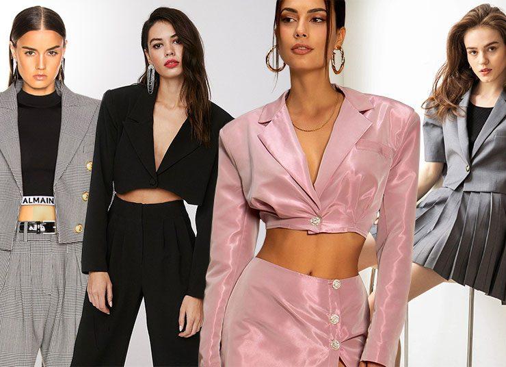 Κοντό σακάκι: Το καινούριο αγαπημένο κομμάτι της μόδας