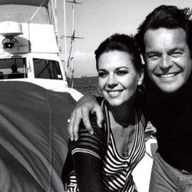 Η Νάταλι Γουντ και ο Ρόμπερτ Βάγκνερ σε ευτυχισμένες διακοπές, Photo © Steve Schapiro/Corbis