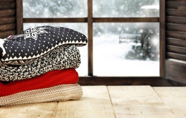 Διατηρήστε σε τέλεια φόρμα τα χειμωνιάτικά σας!
