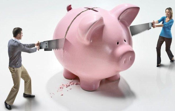 Πώς να μην χωρίσετε... για τα χρήματα!