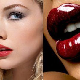 Η τωρινή δεκαετία μας προτρέπει στους πειραματισμούς. Υγρά κραγιόν και επικίνδυνα σέξι χείλη δίνουν τον τόνο, αρκεί να μας εκφράζουν!