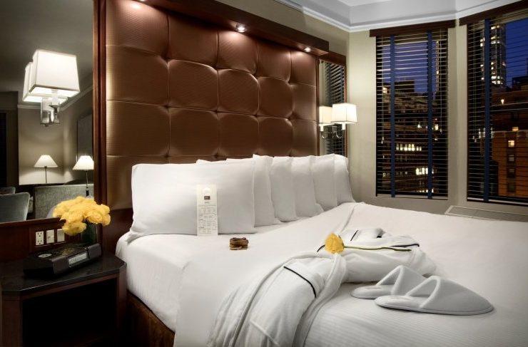 Γιατί το κρεβάτι του ξενοδοχείου είναι τόσο τέλειο;