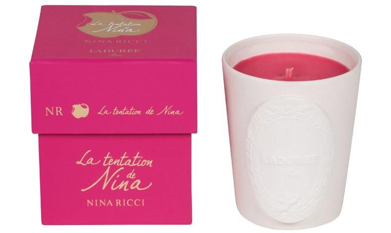 Aρωματικό κερί χώρου από τη συλλογή La Tentation de Nina