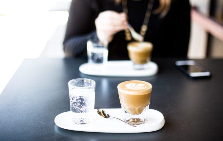 Ο latte των ονείρων σας!