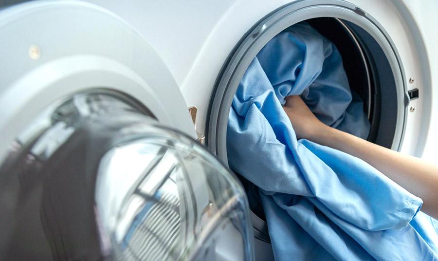 Λευκά είδη στο πλυντήριο