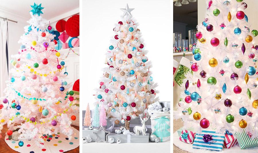 Πολύχρωμα στολίδια κάθε λογής χαρίζουν φως και χρώμα και δημιουργούν ένα απίθανο γιορτινό σκηνικό σε ένα παιδικό δωμάτιο ή στο σαλόνι // Λαμπερές μπάλες σε ποπ χρώματα και ανάλογο διάκοσμο για ένα μοντέρνο σπίτι